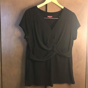Merona XXL black top